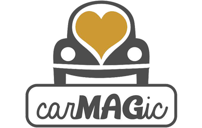 CarMAGic design logo